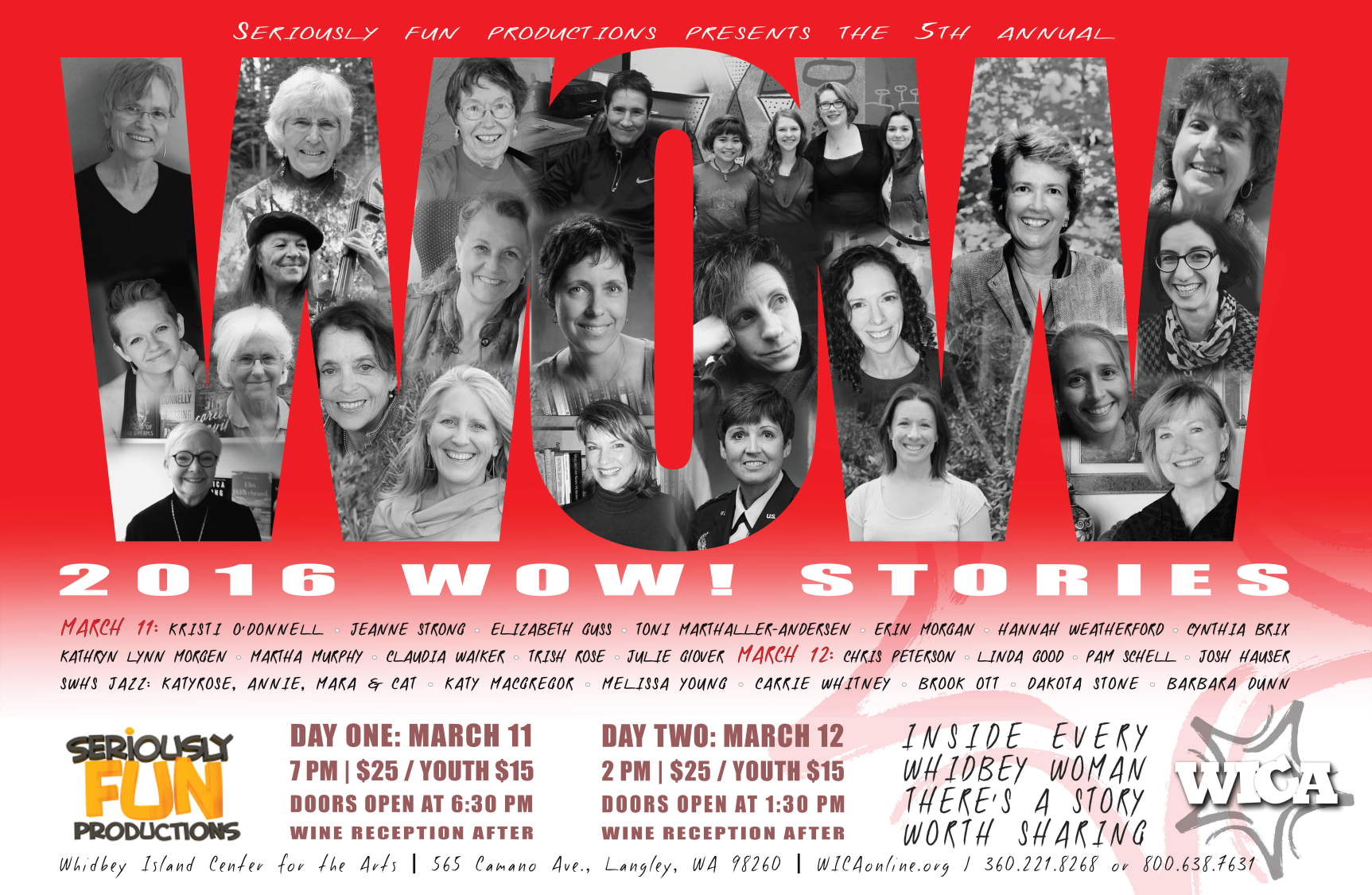WOWStories 2016